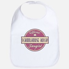 Official Schoolhouse Rock! Fangirl Bib