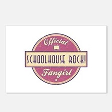 Official Schoolhouse Rock! Fangirl Postcards (Pack