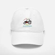 Big Brother Farmer Tractor Baseball Baseball Baseball Cap