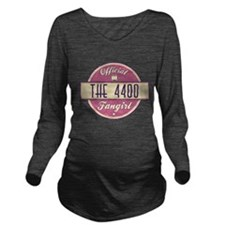 Official The 4400 Fangirl Long Sleeve Maternity T-