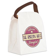 Official The Amazing Race Fangirl Canvas Lunch Bag