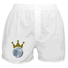 Boccia boule champion Boxer Shorts