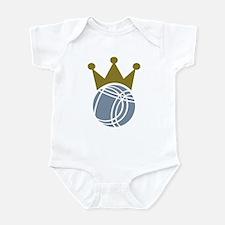 Boccia boule champion Infant Bodysuit