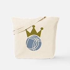 Boccia boule champion Tote Bag