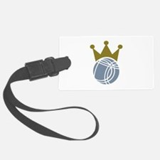 Boccia boule champion Luggage Tag