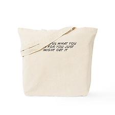Unique Wish Tote Bag