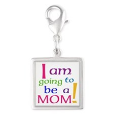 I Am Going To Be A Mom Charms