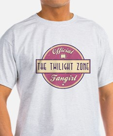 Official The Twilight Zone Fangirl T-Shirt