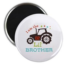 """Little Brother Tractor 2.25"""" Magnet (10 pack)"""
