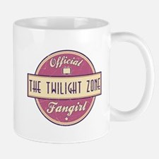 Official The Twilight Zone Fangirl Mug