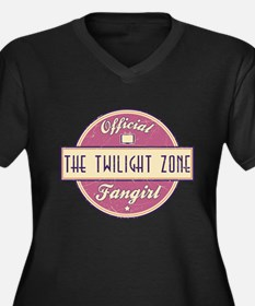 Official The Twilight Zone Fangirl Women's Dark Pl