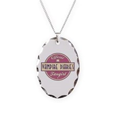 Official Vampire Diaries Fangirl Necklace