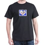 MAKE A DIFFERENCE CARE FOR SOMEONE  Dark T-Shirt