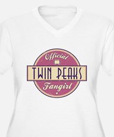 Official Twin Peaks Fangirl T-Shirt