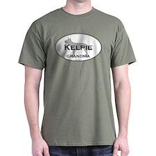 Kelpie Grandma T-Shirt