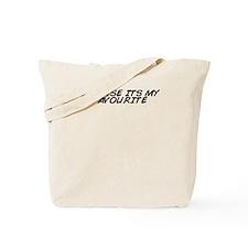 Favourite Tote Bag