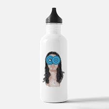 Steve Aoki Graphic Water Bottle