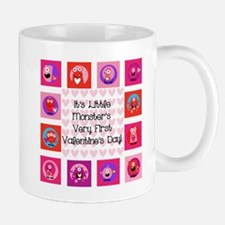 Little Monster 1st Valentine's Day Mug