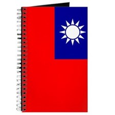 Taiwan Flag Journal