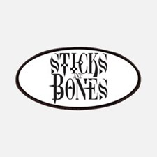 Sticks And Bones Patch