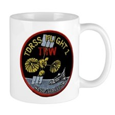 TDRS 1: Program Patch Mug