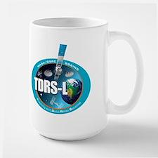 TDRS L Logo Mug