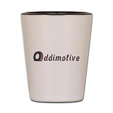 Oddimotive_3_color Shot Glass