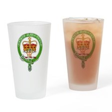 Clan Robertson Drinking Glass