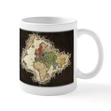 World Map 1498 Mugs