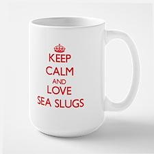 Keep calm and love Sea Slugs Mugs