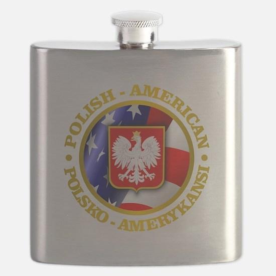 Polish American Flask