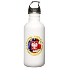 Polish American Water Bottle