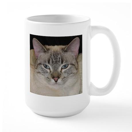 Siamese Cat Large Mug