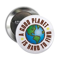Good Planet - Button