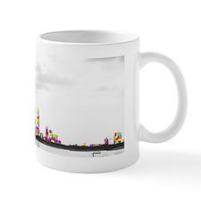Colourful transformation Mug