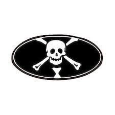 Black Widow Skull And Crossbones