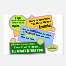 always Be With You-A. A. Milne Postcards (Package