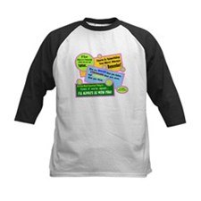 always Be With You-A. A. Milne Baseball Jersey