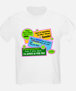 always Be With You-A. A. Milne T-Shirt