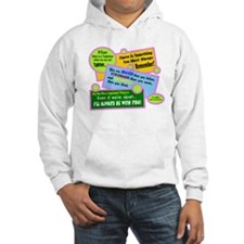 always Be With You-A. A. Milne Hoodie
