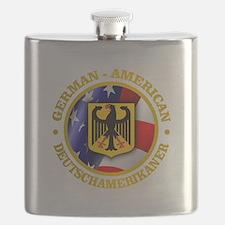 German-American Flask