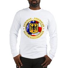 German-American Long Sleeve T-Shirt