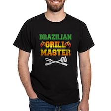 Brazilian Grill Master Apron T-Shirt