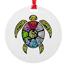 Turtle Ba-Gua Ornament