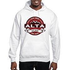 Alta Red Hoodie