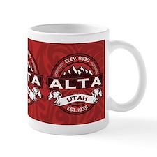 Alta Red Mug