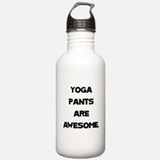 Yoga Pants Water Bottle