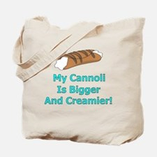 My Cannoli Tote Bag