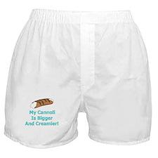 My Cannoli Boxer Shorts
