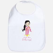 Little Miss Bollywood Bib